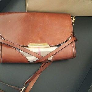 Burberry purse/crossbody